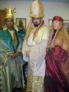 Costumes designed by Susan Hamilton, FreeRoseStudio.com