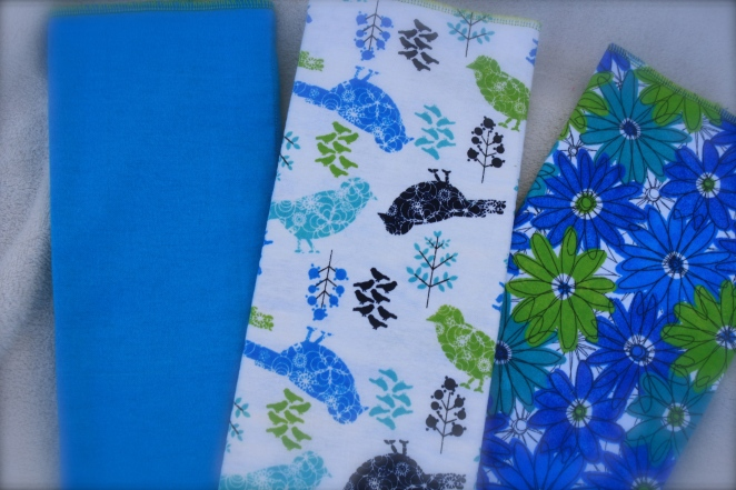 Pocket Prefold Burp Cloths
